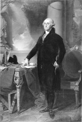 George Washington (Munro-Lenox type)