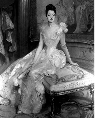 Mrs. Hamilton McKown Twombly (Florence Adele Vanderbilt)