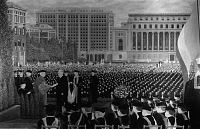 Dr. Butler's Last Commencement as President of Columbia