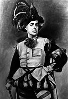 Alfred Lunt as Petrucchio in Taming of the Shrew