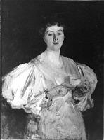 Mrs. Frederick Barnard (Alice Faraday)