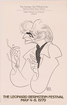The Leonard Bernstein Festival, May 4-8, 1979