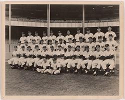 New York Yankees 1956