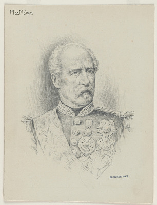 Comte Marie MacMahon