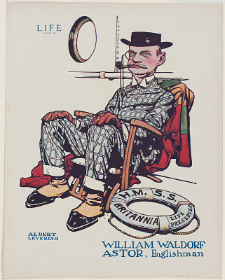 William Waldorf Astor