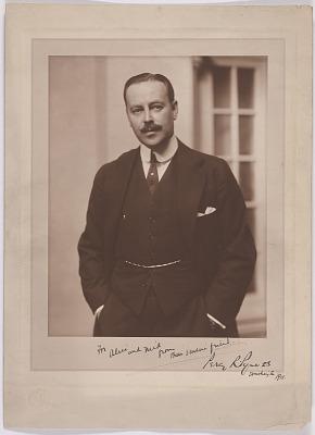 Percy Rivington Pyne, II