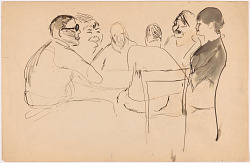 Artists Around a Table