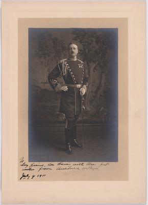 Archibald Willingham Butt