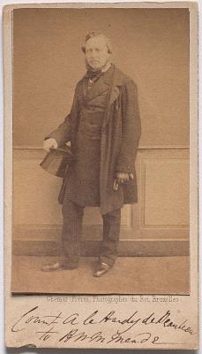Count A. Le Hardy De Beaulieu