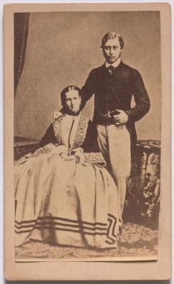Edward VII and Alexandra