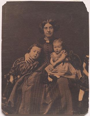 Meade Family Children