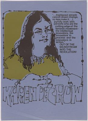 Karen Lipschultz De Crow