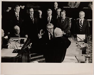 Nelson Rockefeller, Warren Earl Burger, et al.