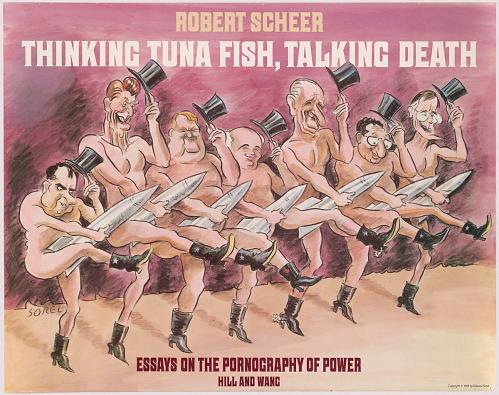 Thinking Tuna Fish, Talking Death
