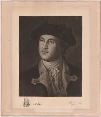 George Washington and Charles Willson Peale