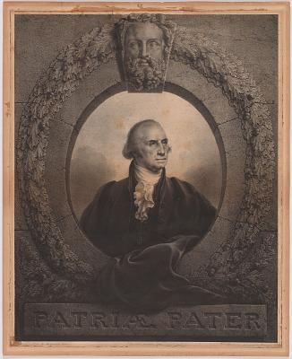 George Washington, Patriae Pater
