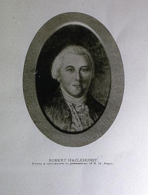 Robert Hazlehurst, Sr.