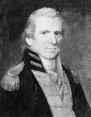 Major John Berrien