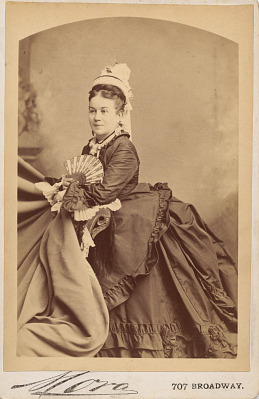 Mrs. Louisa Wray