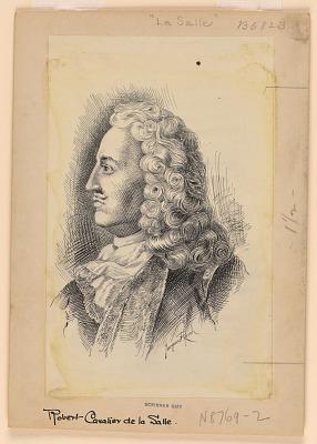 Robert Cavelier Sieur De La Salle