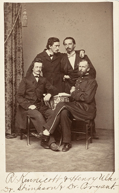 R. Kennicott and group