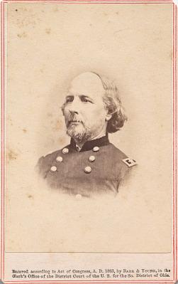 Stephen Augustus Hurlburt
