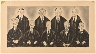 Nine Old Men