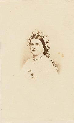 Mary Todd Lincoln Portrait