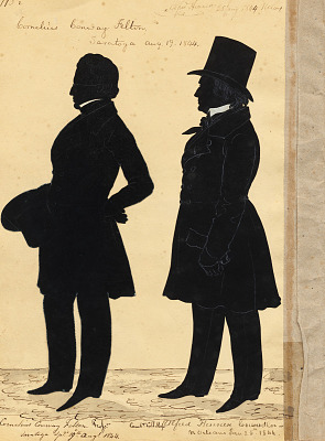 Cornelius Felton and Alfred Hennen