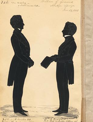 Nathan Crocker and William Goddard