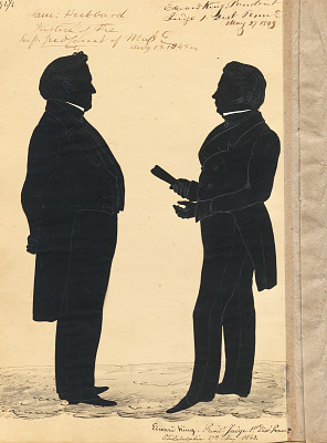 Samuel Hubbard and Edward King