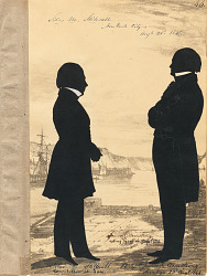 Silas Stilwell and Samuel Armstrong