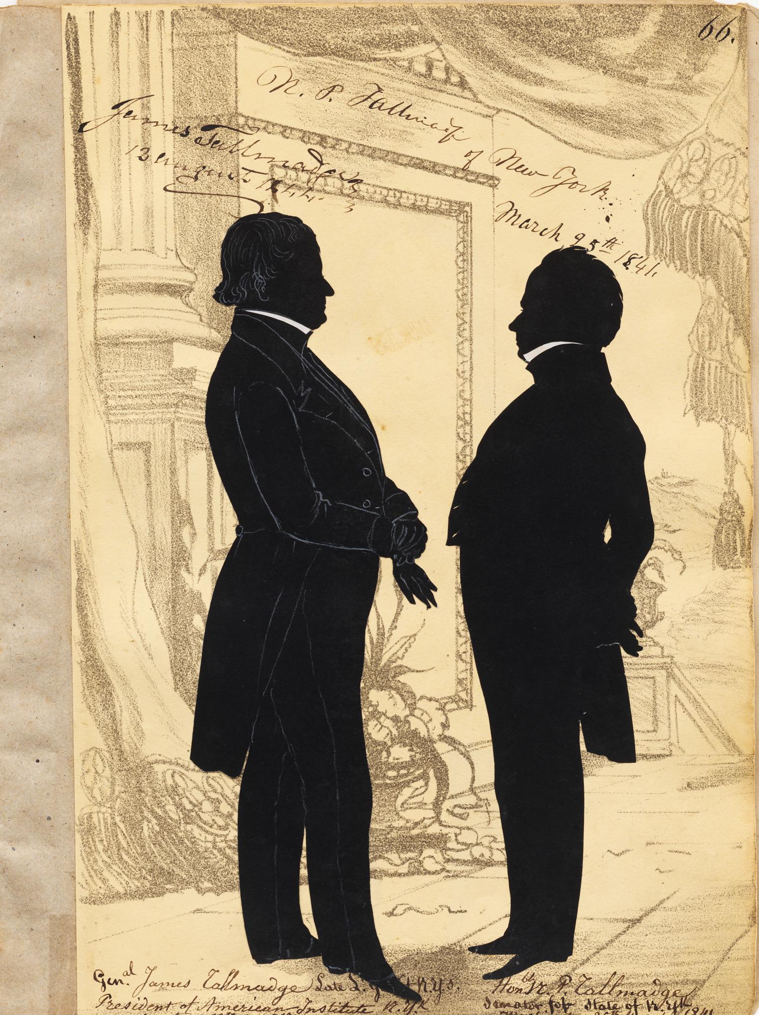 James Tallmadge and Nathaniel Tallmadge