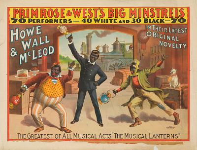 Primrose & West's Big Minstrels