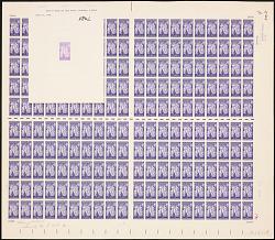 3c Pan American Union plate proof