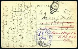 World War I Postcards