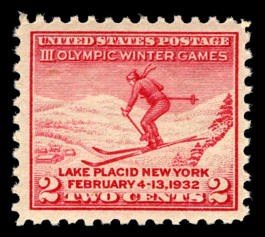 images for 2c Olympic Winter Games skier single