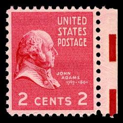 2c John Adams single