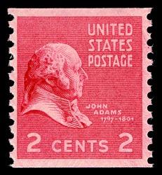 2c John Adams horizontal coil single