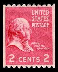 2c John Adams vertical coil single