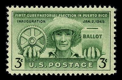 3c Puerto Rico Gubernatorial Election single