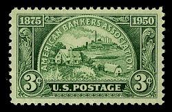 3c American Bankers Association single
