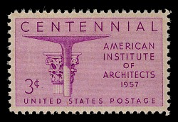 3c American Institute of Architects single