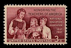 3c National Education Association single