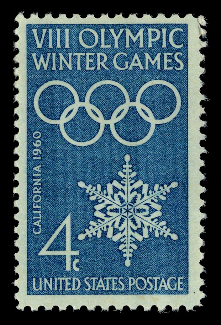 images for 4c Olympic Winter Games single