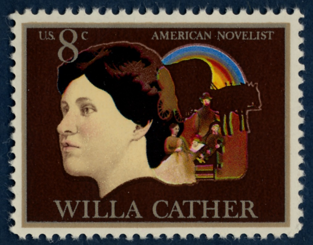 images for 8c Willa Cather single