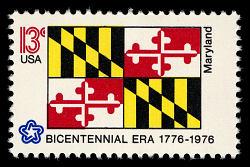 13c Maryland single