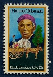 Black History: Black Heritage Stamp Series