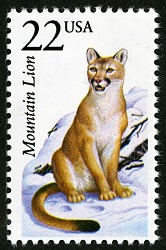 22c Mountain Lion single