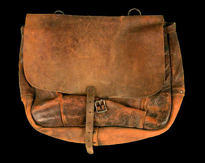 Satchel for letter carriers